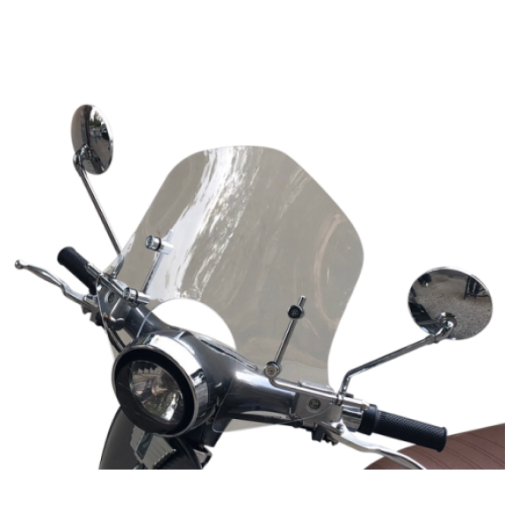 Electric-Motor-Scooter-DolceVita-Windshield-500x430