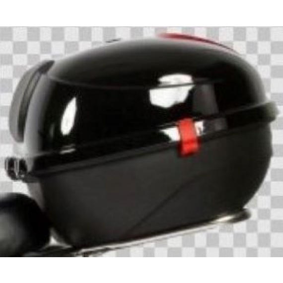 black helmet case